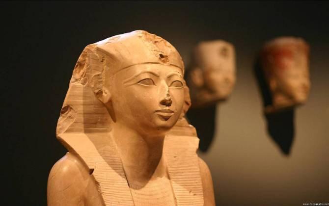 Хатшепсут — женщина фараон