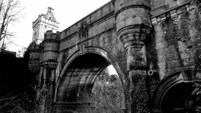 Мост Овертоун, Шотландия