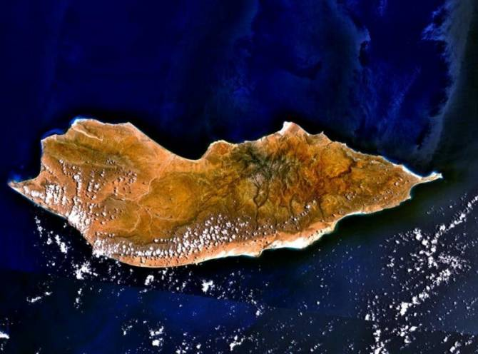 Остров Сокорта